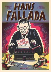 Fallada der trinker graphic novel